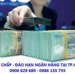 Giải chấp, Đáo hạn vay thế chấp ngân hàng tại TP.HCM